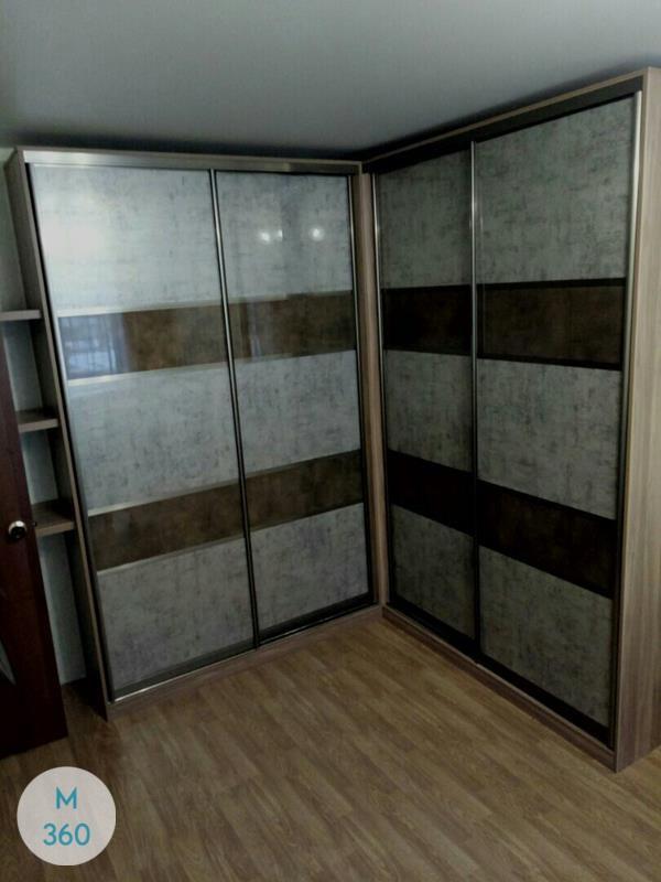 Распашной шкаф матовый Гёттинген Арт 004538197