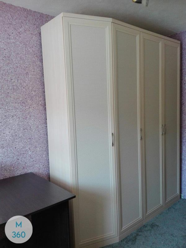 Шкаф из ДСП распашной Ньюри Арт 004712135
