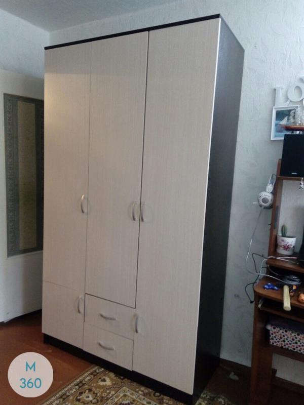Шкаф с боковым зеркалом Лимпопо Арт 004935208