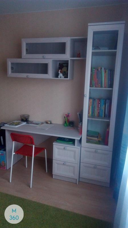 Детский книжный шкаф Медина Арт 004967880