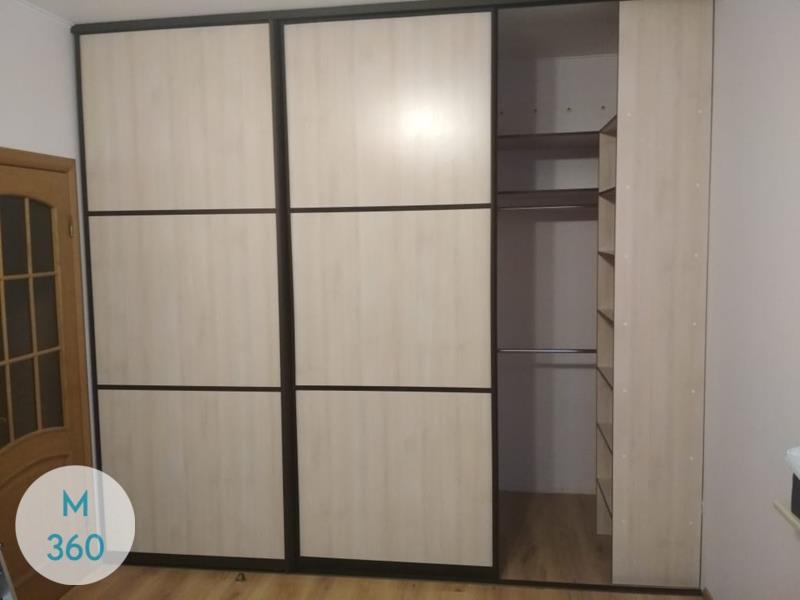 Встроенный шкаф для гостиной Орегон Арт 005322473