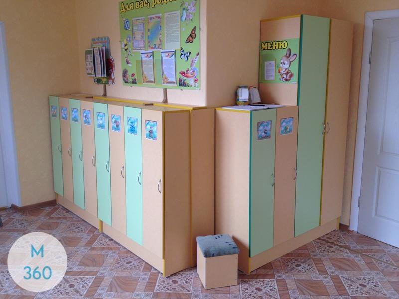 Шкаф для детских раздевалок Тусон Арт 005354651