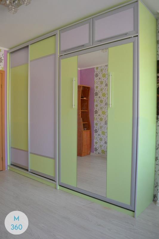 Двуспальный шкаф кровать Египет Арт 005381244