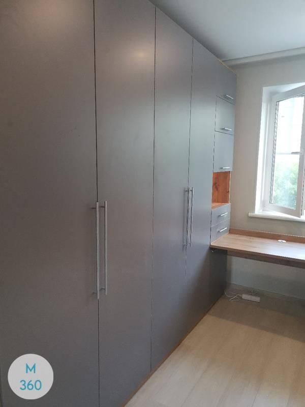 Распашной шкаф матовый Оттавиа Арт 005413320
