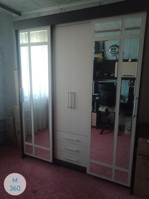 Шкаф пенал для одежды Нджамена Арт 005490975