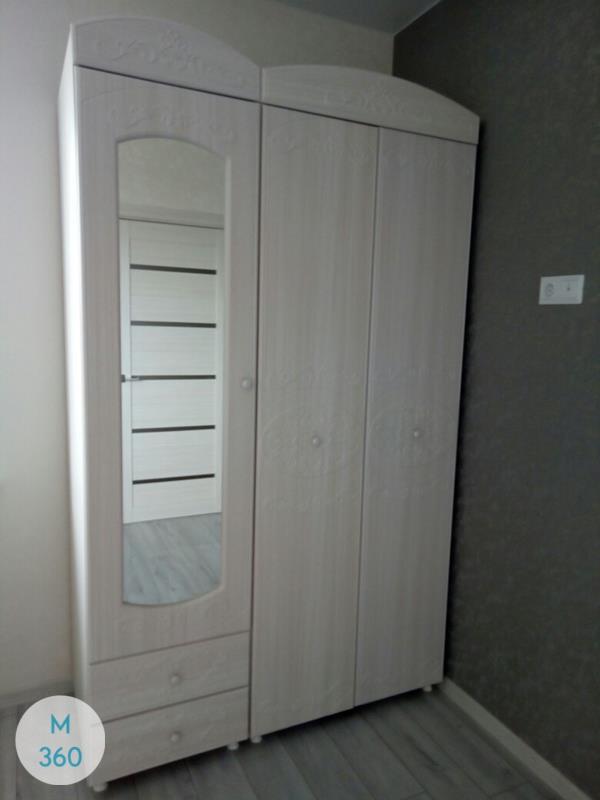 Шкаф с боковым зеркалом Мускари Арт 005497963