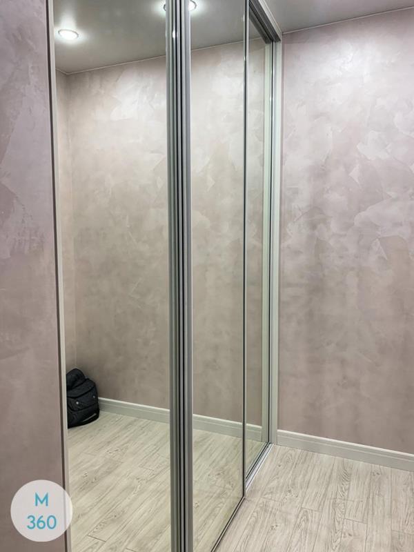 Дверь купе с матовым стеклом Веста Арт 005525603