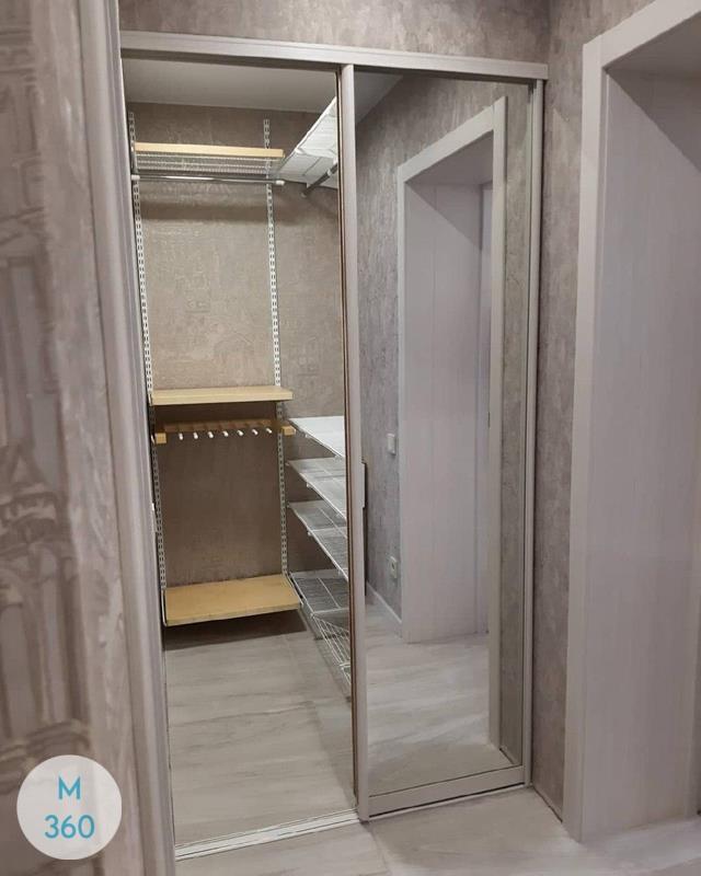 Узкий гардеробный шкаф Арсеньев Арт 005544183