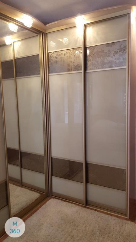 Г-образный шкаф купе Пеллегрини Арт 005657365