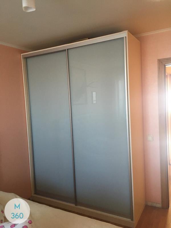 Распашной шкаф матовый Перла Арт 005695494