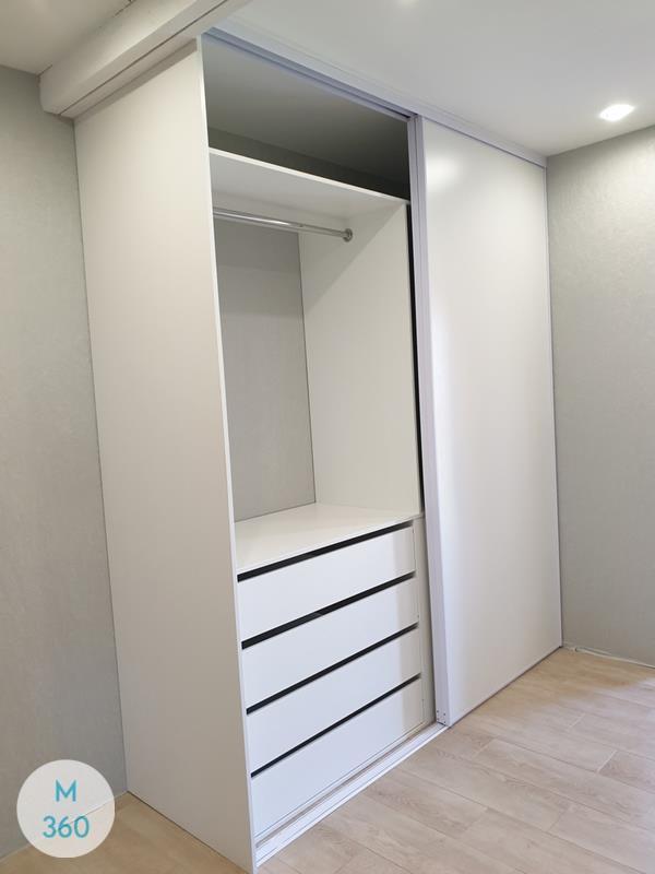 Распашной шкаф матовый Джошуа Арт 005897876