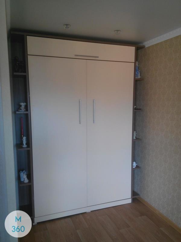 Двуспальный шкаф кровать Бернардо Арт 005900573