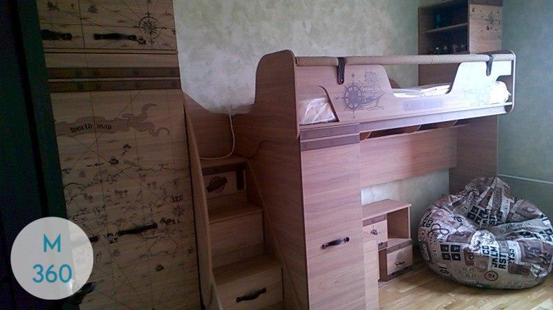 Детский шкаф Кингстон Арт 005953117
