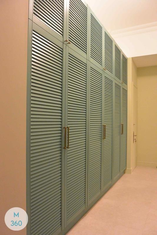 Шкаф с жалюзийными дверцами Турция Арт 006045127