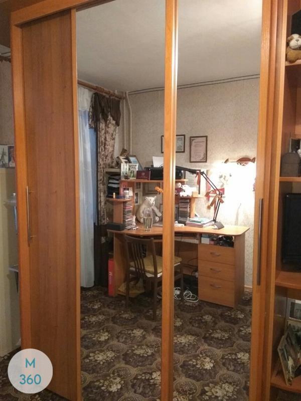 Распашной шкаф из массива дерева Дэвид Арт 006110001