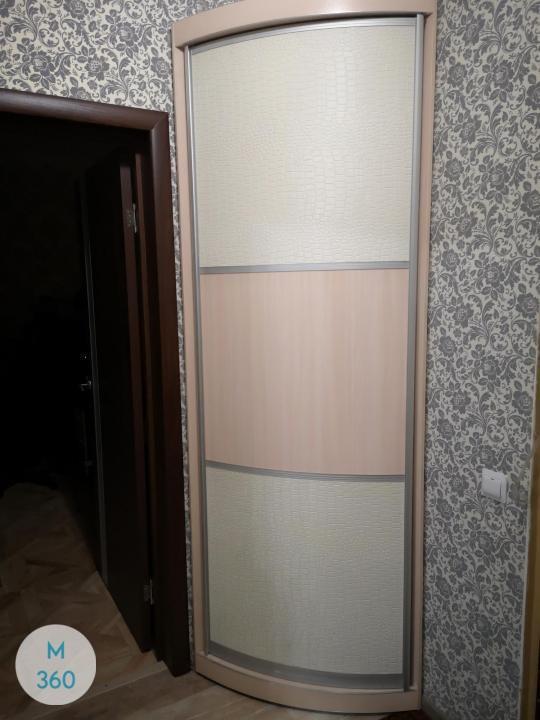 Одностворчатый шкаф купе Эмили Арт 006142366