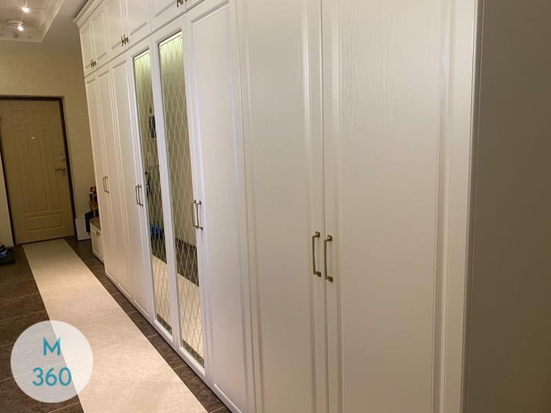Комбинированный распашной шкаф Киров Арт 006147549
