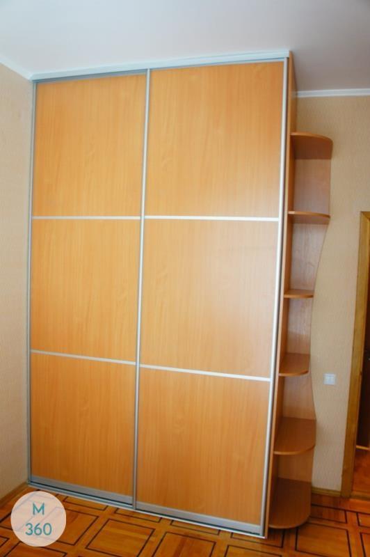 Желтый шкаф Вера Арт 006370087