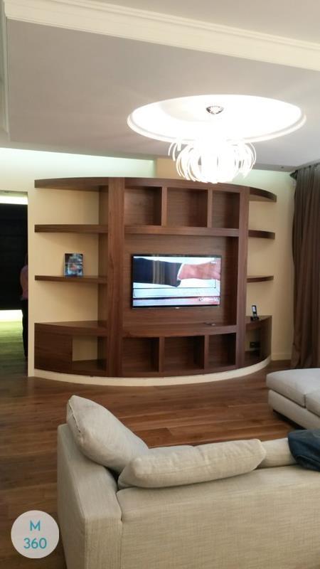Выпуклый радиусный шкаф Нью-Гэмпшир Арт 006406937