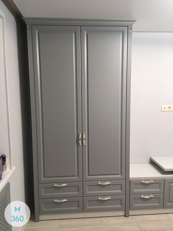 Распашной шкаф матовый Вельсбах Арт 006765520