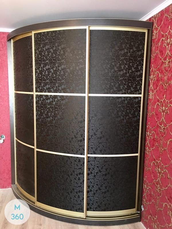 Радиусный шкаф в прихожую Акрон Арт 006863244