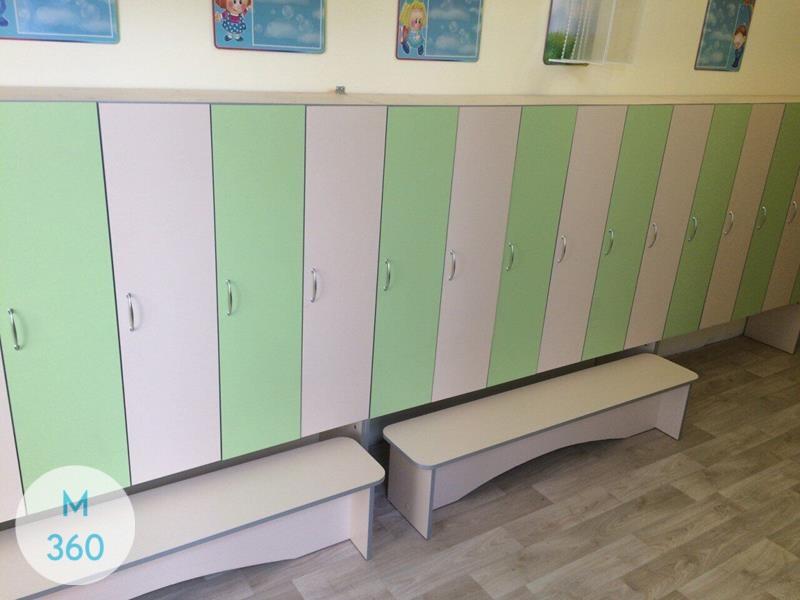 Шкафчик для детского сада Фортуна Арт 006870886