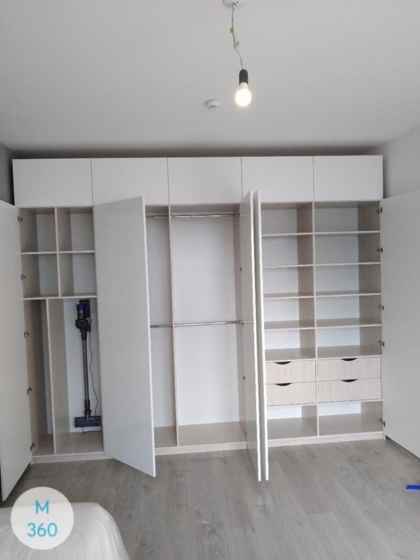 Комбинированный распашной шкаф Банги Арт 006970115
