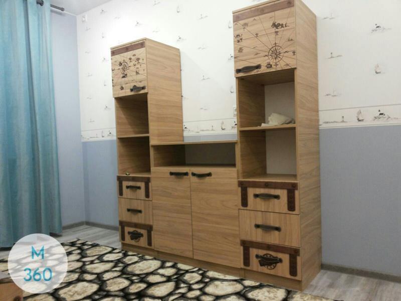 Детский книжный шкаф Евпраксия Арт 007054825