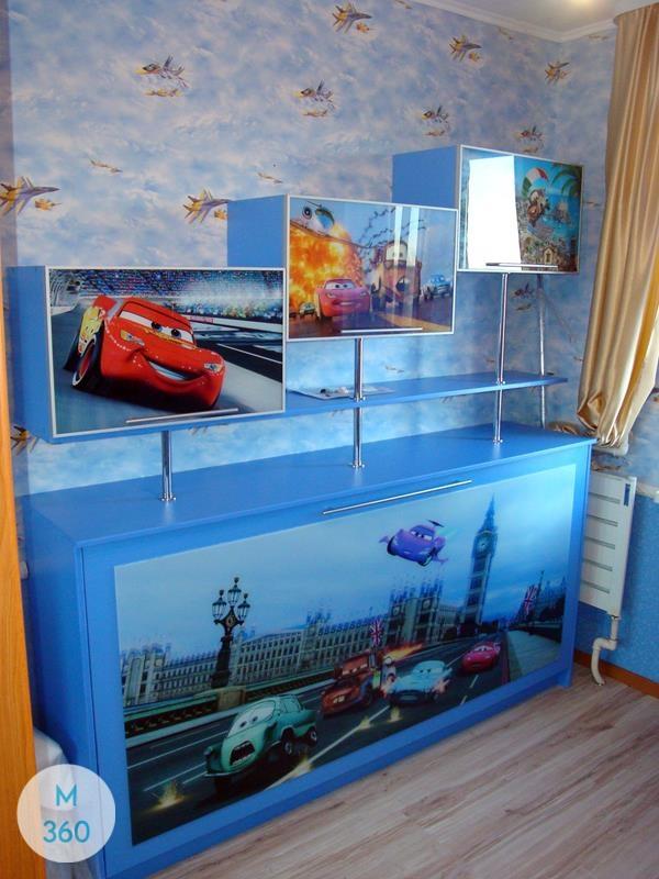 Шкаф-кровать трансформер Вашингтон Арт 007398232