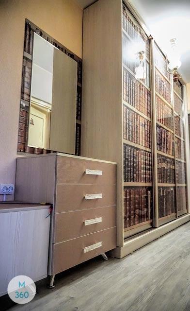 Книжный шкаф со стеклянными дверцами Хирономо Арт 007483032
