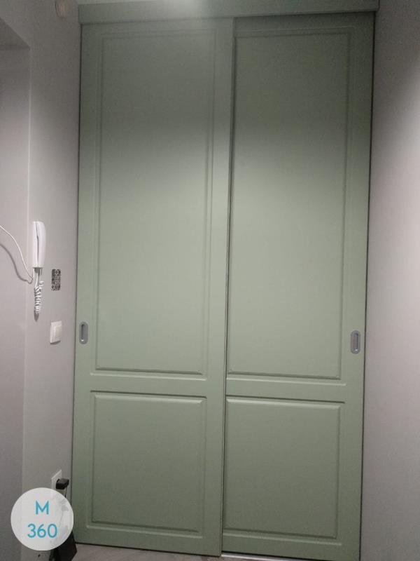 Белая гардеробная Сандерленд Арт 007522562