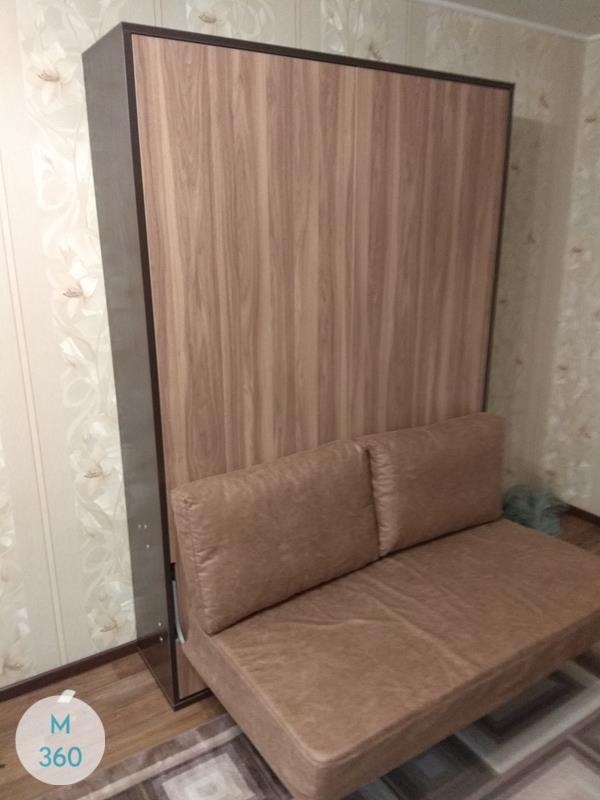 Двуспальный шкаф кровать Камерун Арт 007539405