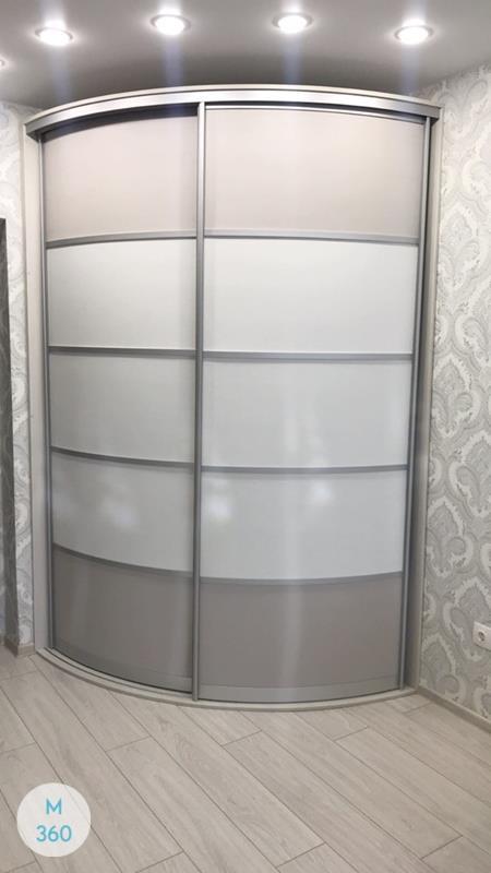 Круглый шкаф Андреа Арт 007594078