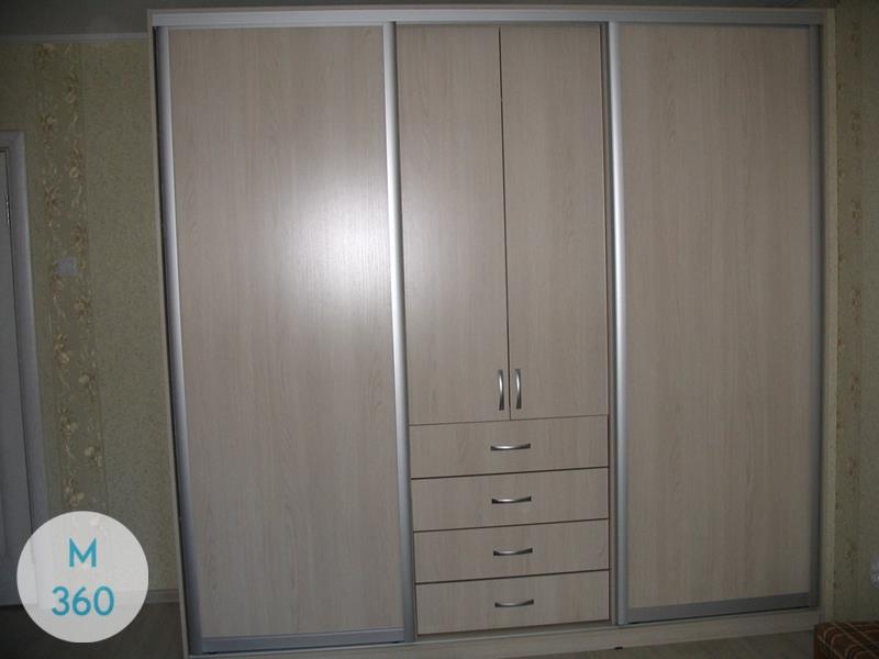 Шкаф с боковым зеркалом Чезаре Арт 007697618