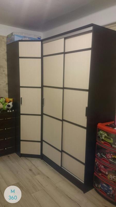 Г-образный шкаф купе Банжул Арт 007862417