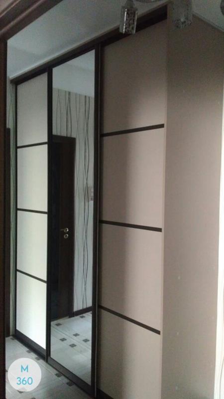 Зеркальная дверь купе Абель Арт 007992215