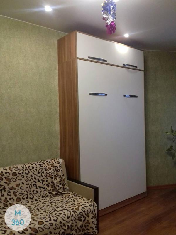 Двуспальный шкаф кровать Бернаби Арт 008038366