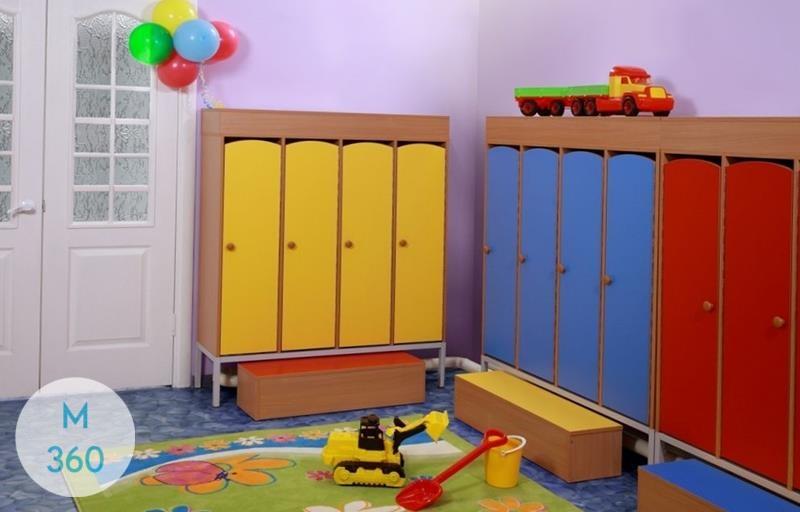 Шкафчик для детского сада Хельга Арт 008059707
