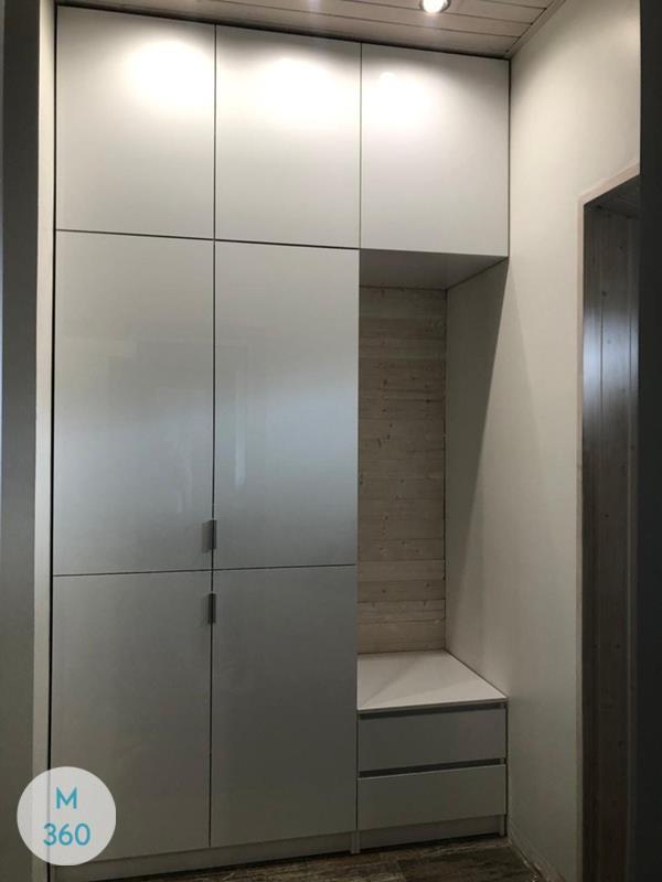 Комбинированный распашной шкаф Висейлия Арт 008093609