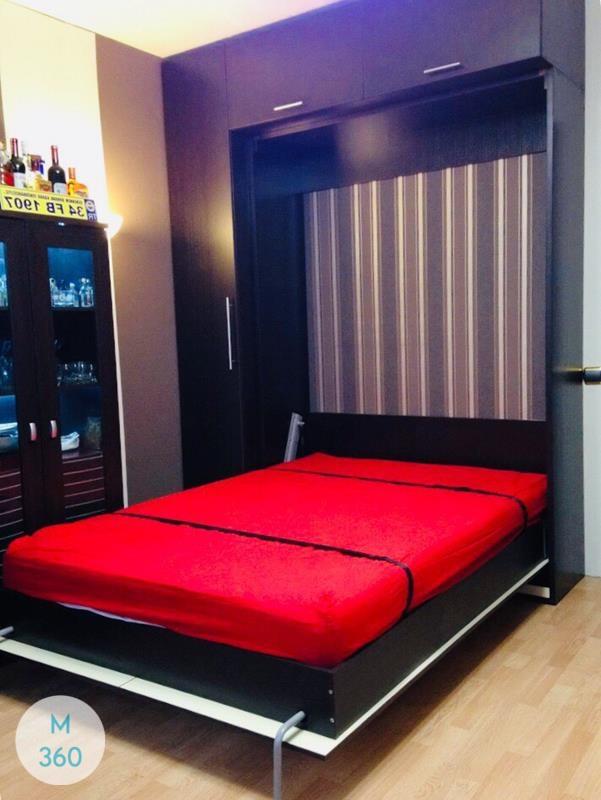 Двуспальный шкаф кровать Адриана Арт 008099383