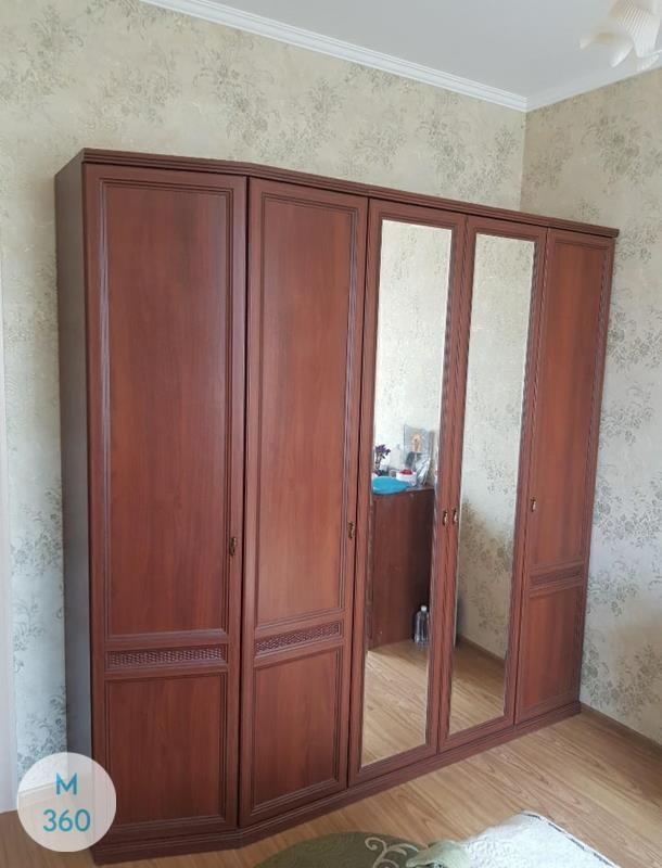 Распашной шкаф из массива дерева Луара Арт 008317779