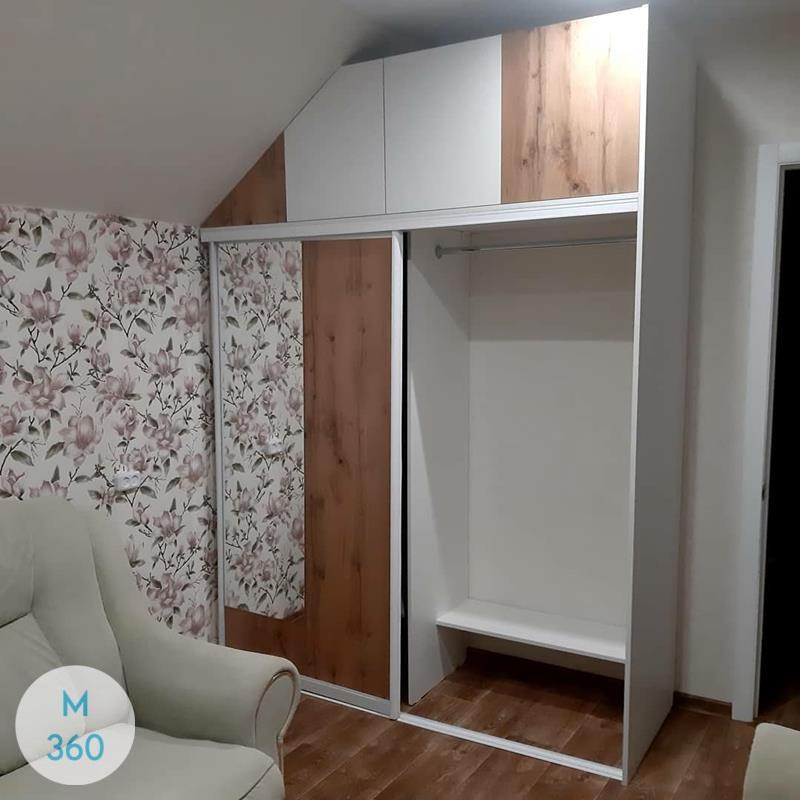 Прямой шкаф Камилло Арт 008324931