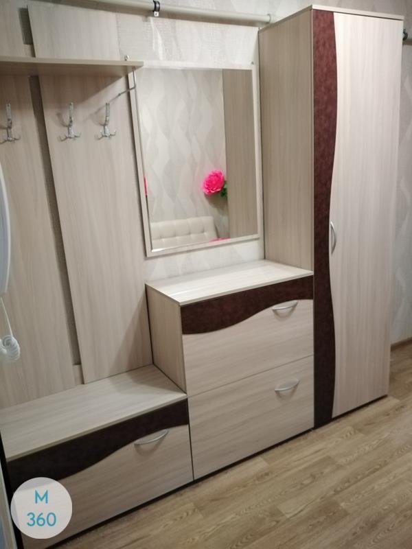 Однодверный распашной шкаф Челмсфорд Арт 008451565