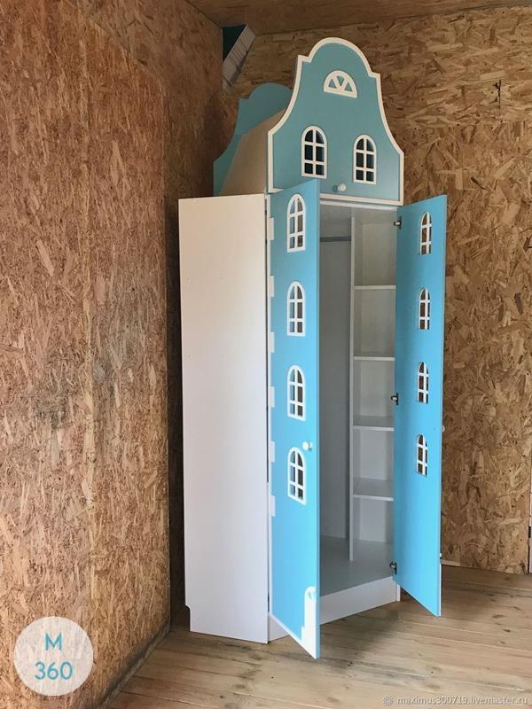 Шкаф для новорожденных Альянс Арт 008469108