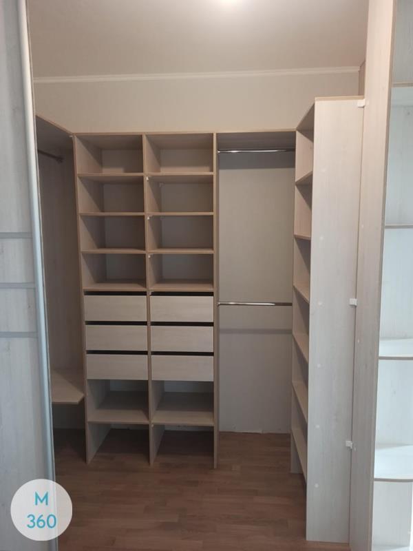 Белая гардеробная Бачата Арт 008526787