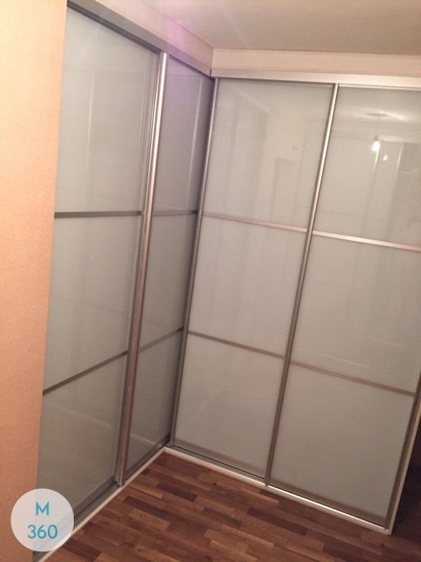 Дверь купе для встроенного шкафа Стаф Арт 008581495