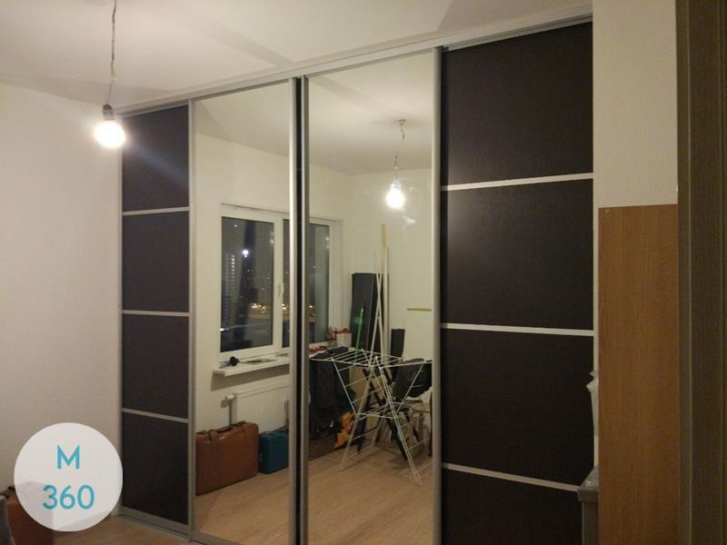 Зеркальная дверь купе Клапрот Арт 008665177
