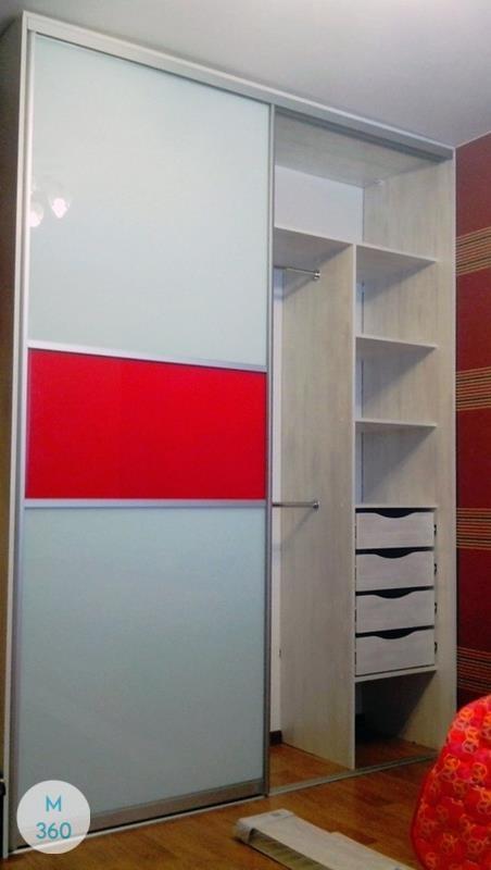 Шкаф купе для девочки Одесса Арт 008702460