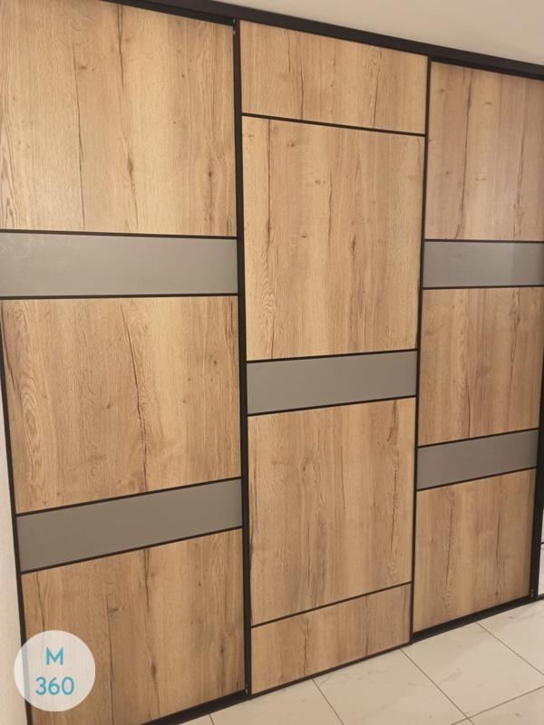 Встроенный шкаф в прихожую Полина Арт 008799801