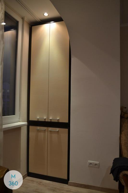 Балконный шкаф Сиракьюс Арт 008882527